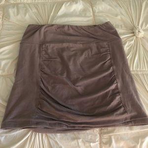 Free people bandage skirt